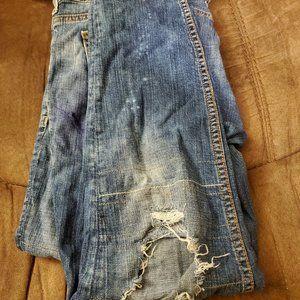 Silver Girlfriend Jeans